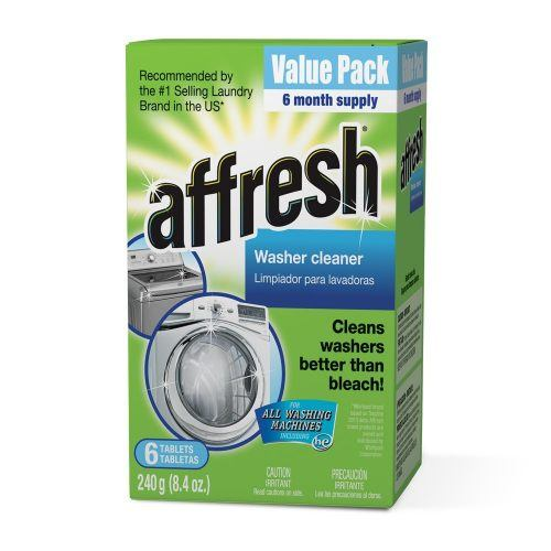 Affresh washer cleaner