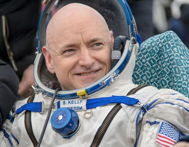 Is Scott Kelly an Alien Now That His Genes Expressions Have Changed in Space?