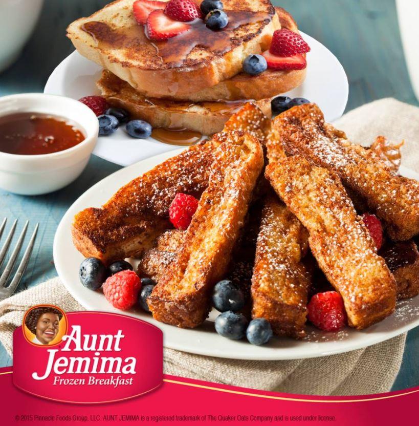 Aunt Jemima Frozen Waffle Slices