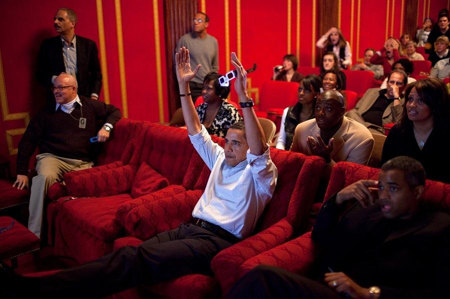 Obama hosting Super bowl