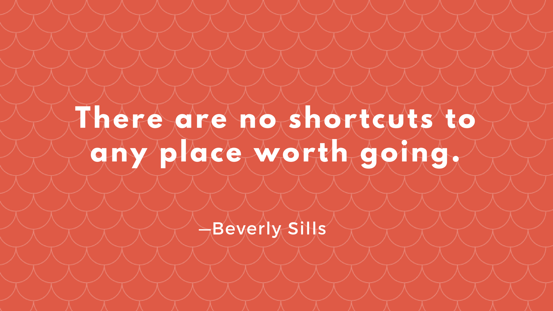 Beverly Sills quote