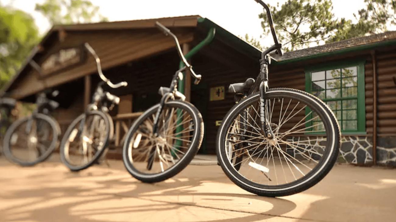 Bikes disney