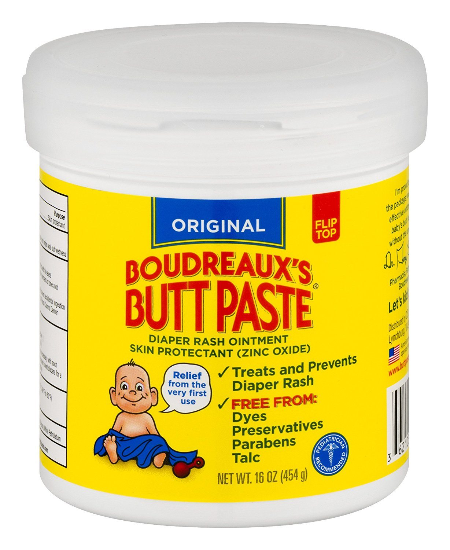 Boudreaux butt paste
