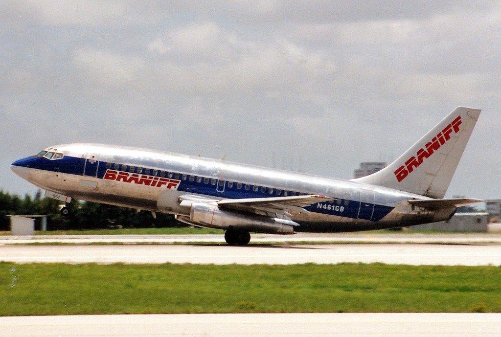 Braniff International Airlines