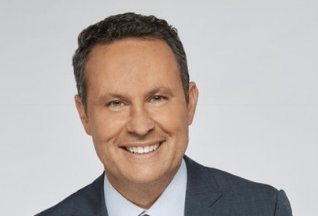 Brian Kilmeade smiling in a headshot.