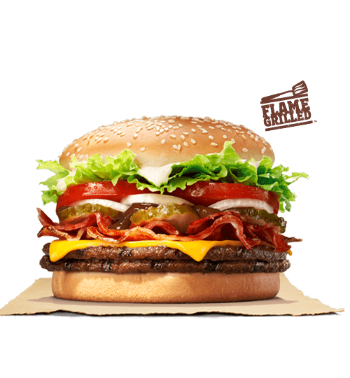 Burger king western wopper
