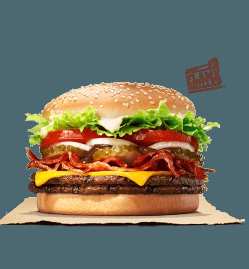 Burger king western wopper