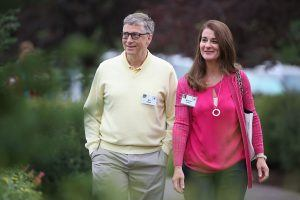 A Look Back at Bill Gates' Secret 1994 Island Wedding That Nobody Knew About