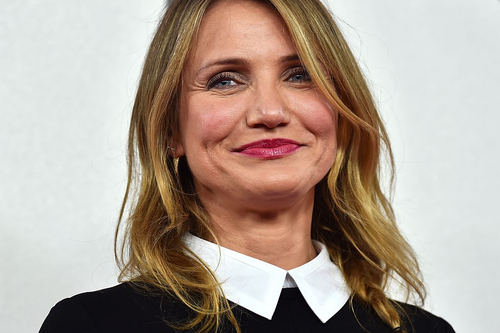 US actress Cameron Diaz