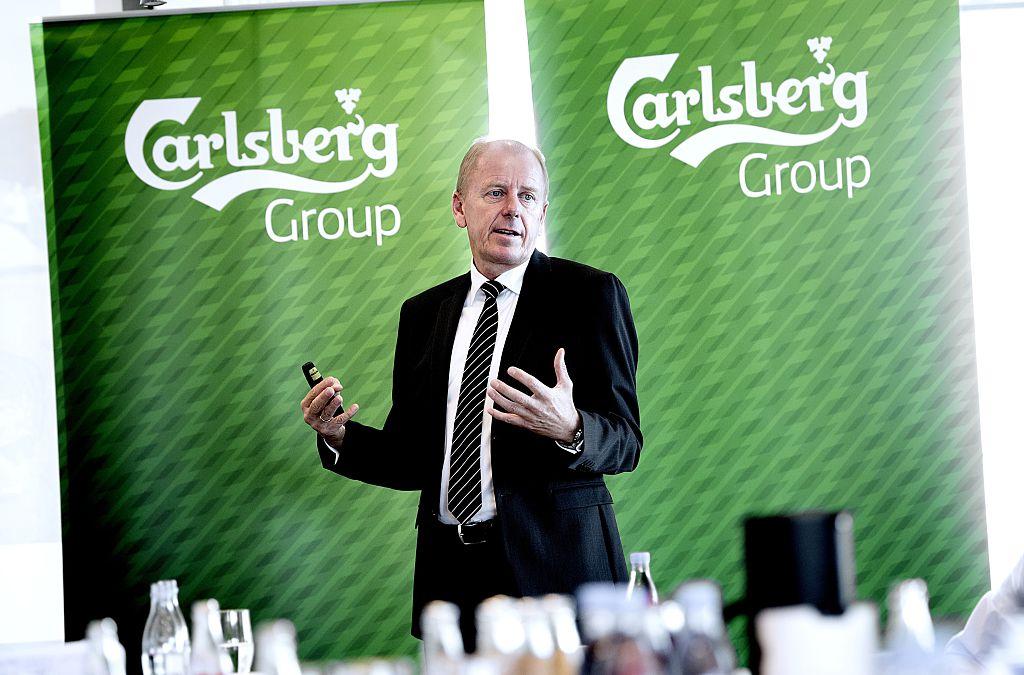 Carlsberg CEO.