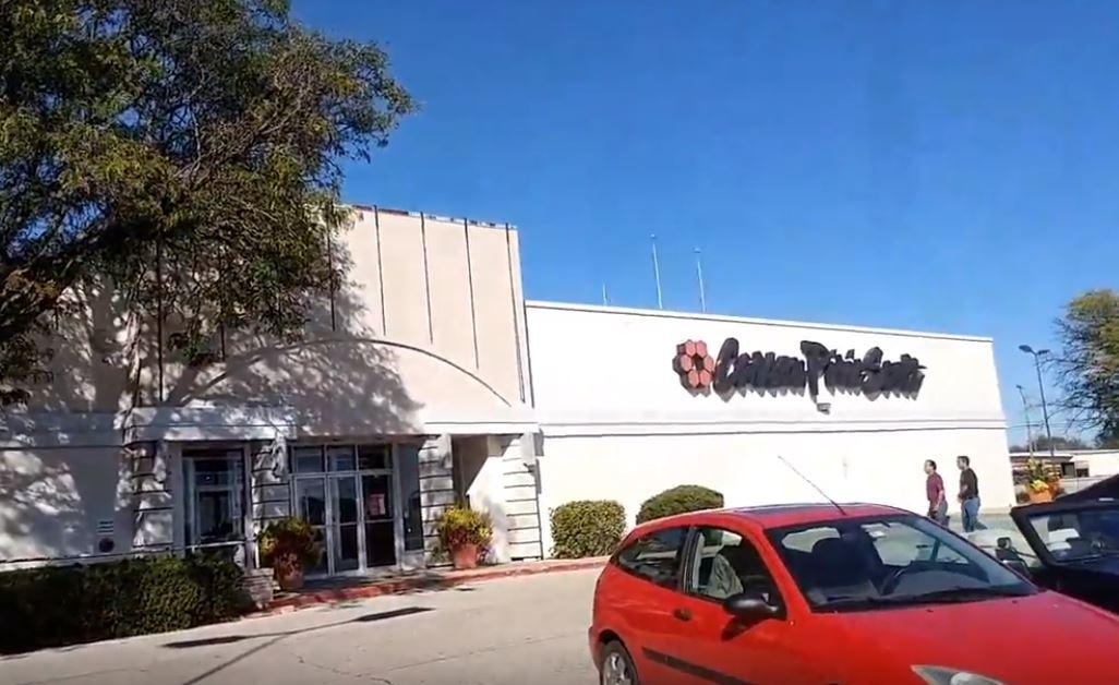 A Carson's store in Aurora, Illinois