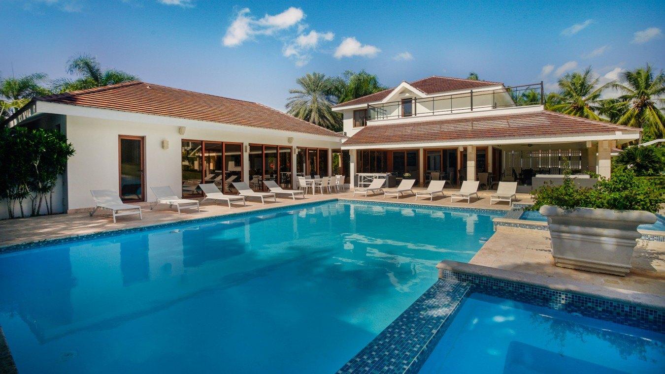 Casa de Campo hotel villa