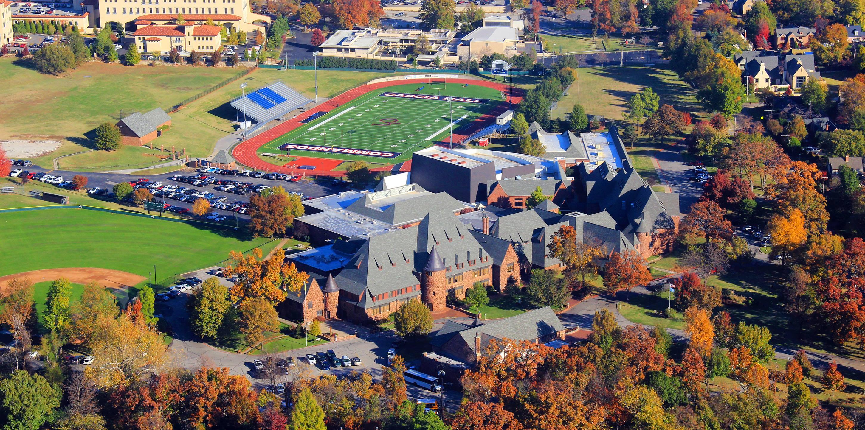 Cascia Hall Preparatory School