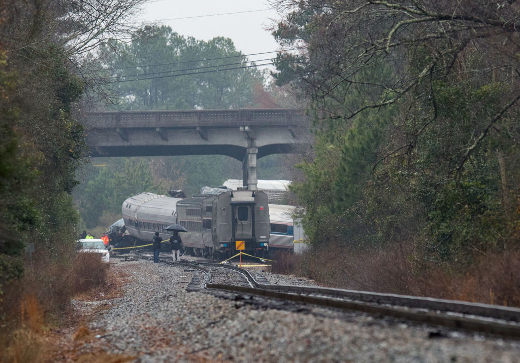Cayce South Carolina train crash