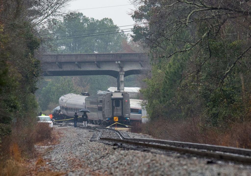 Cayce South Carolina train crash