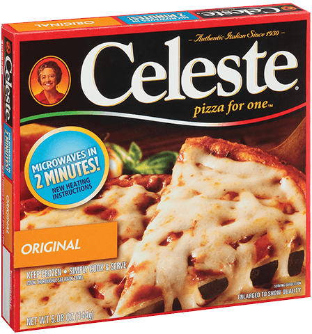 Frozen Pizza You Can