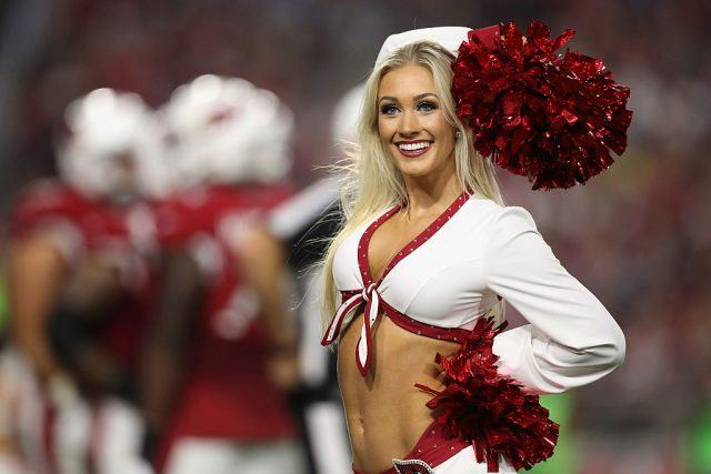 15 Things You Didn't Know About NFL Cheerleaders