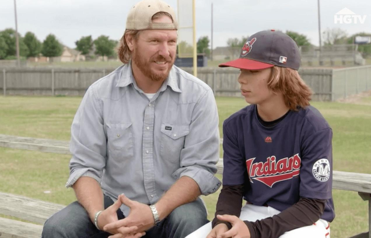 Chip and Drake baseball