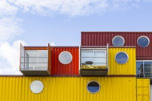Here's Why Your Next New Home Might Be a Shipping Container