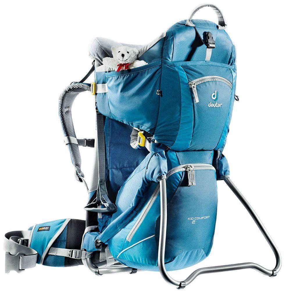 Deuter Kid Comfort 2 child carrier for hiking