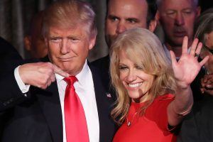 Here's What Kellyanne Conway Really Does All Day in the Trump White House