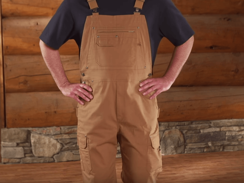 Duluth Trading Co. overalls