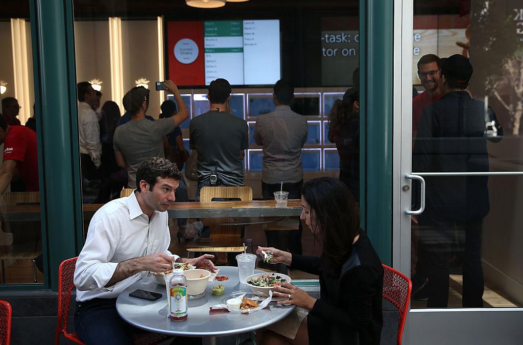 Eatsa Restaurant