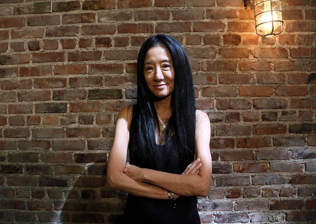 Designer Vera Wang