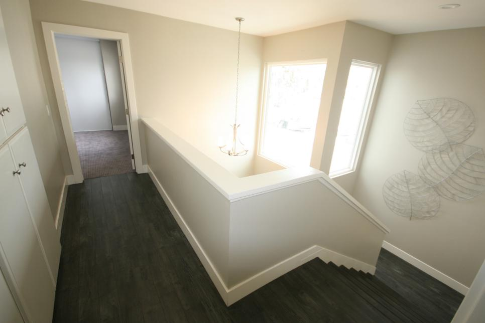 Flip or Flop stairwell