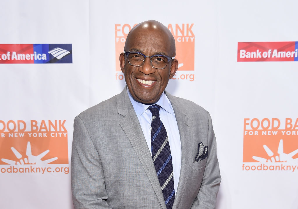 Al Roker attends the Food Bank for New York City Can-Do Awards Dinner 2017