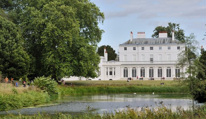 An Inside Look At Prince Harry And Meghan Markle S Royal Wedding Reception Venue Frogmore House