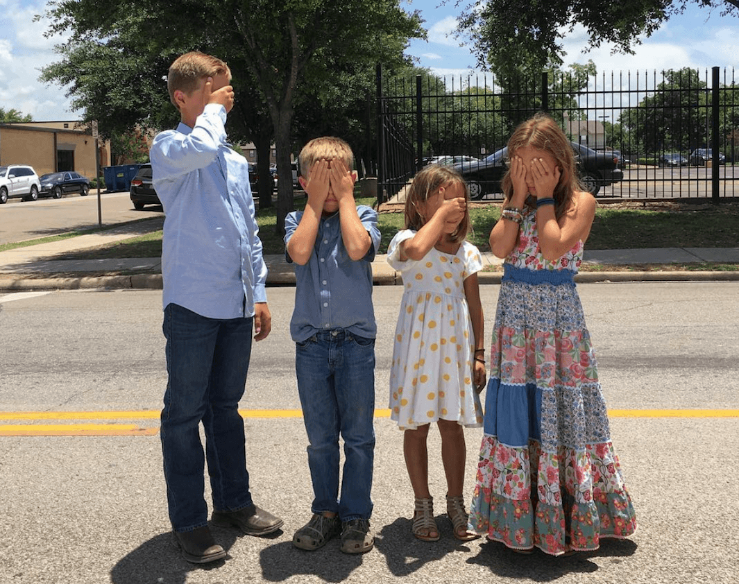 Gaines kids reveal magnolia bakery