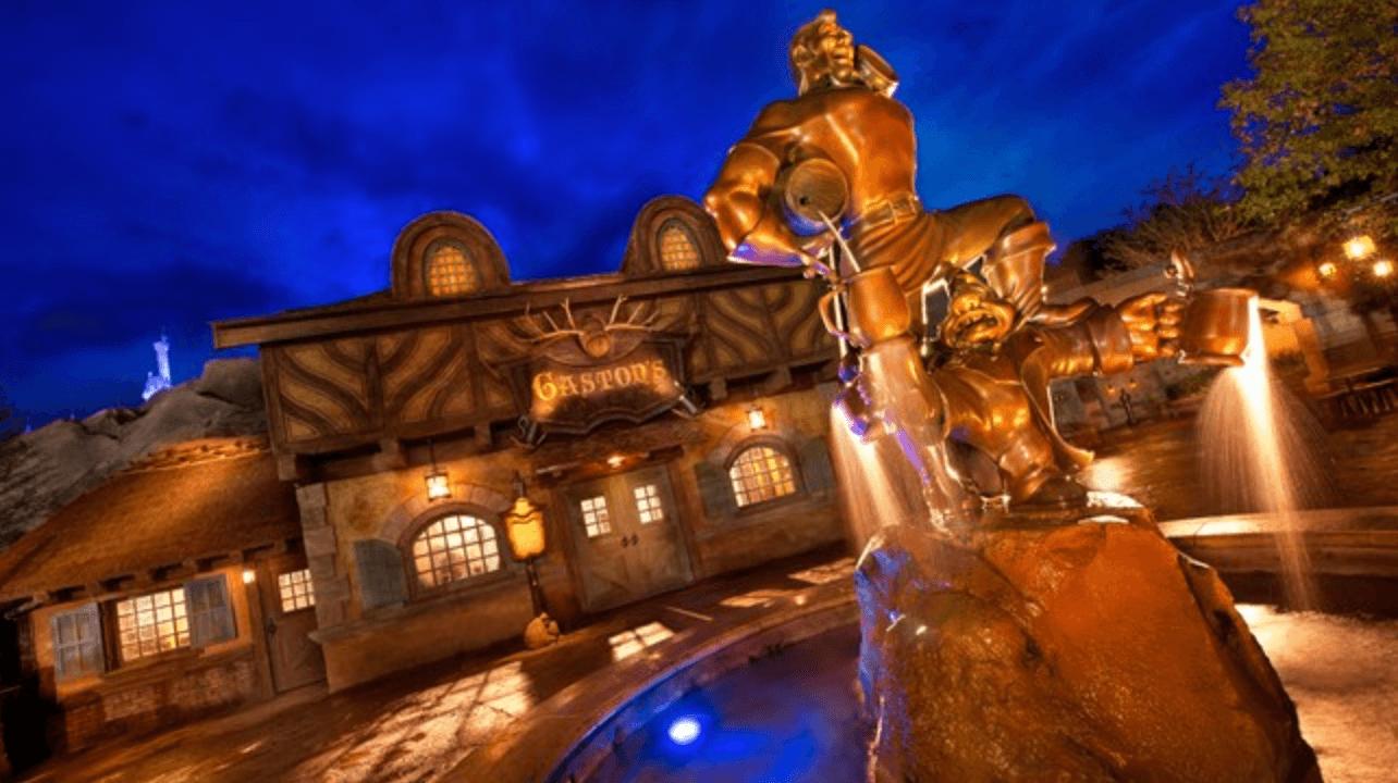 Gaston Tavern Disney