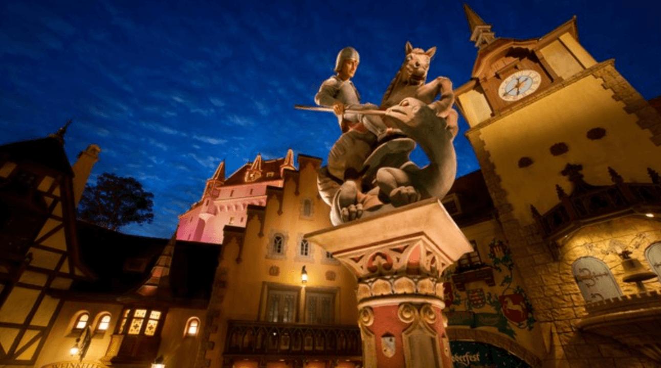 Germany Pavilion Disney