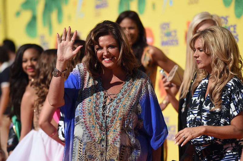 INGLEWOOD, CA - MARCH 28: TV personality Abby Lee Miller attends Nickelodeon's 28th Annual Kids' Choice Awards held at The Forum on March 28, 2015 in Inglewood, California. (Photo by Jason Merritt/Getty Images)