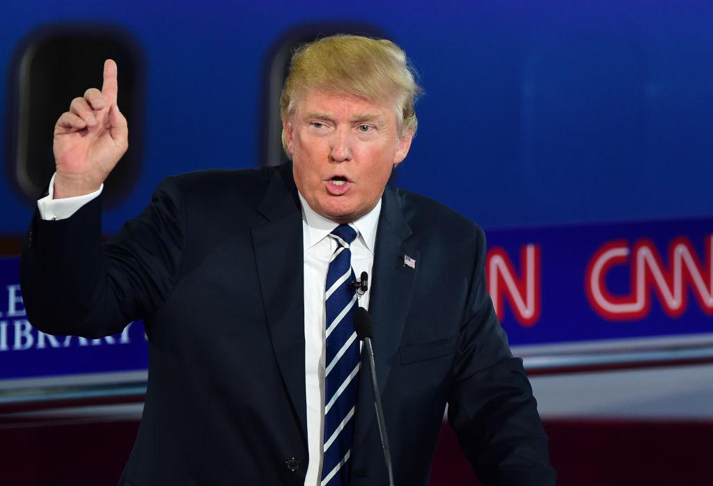 Republican debate donald trump
