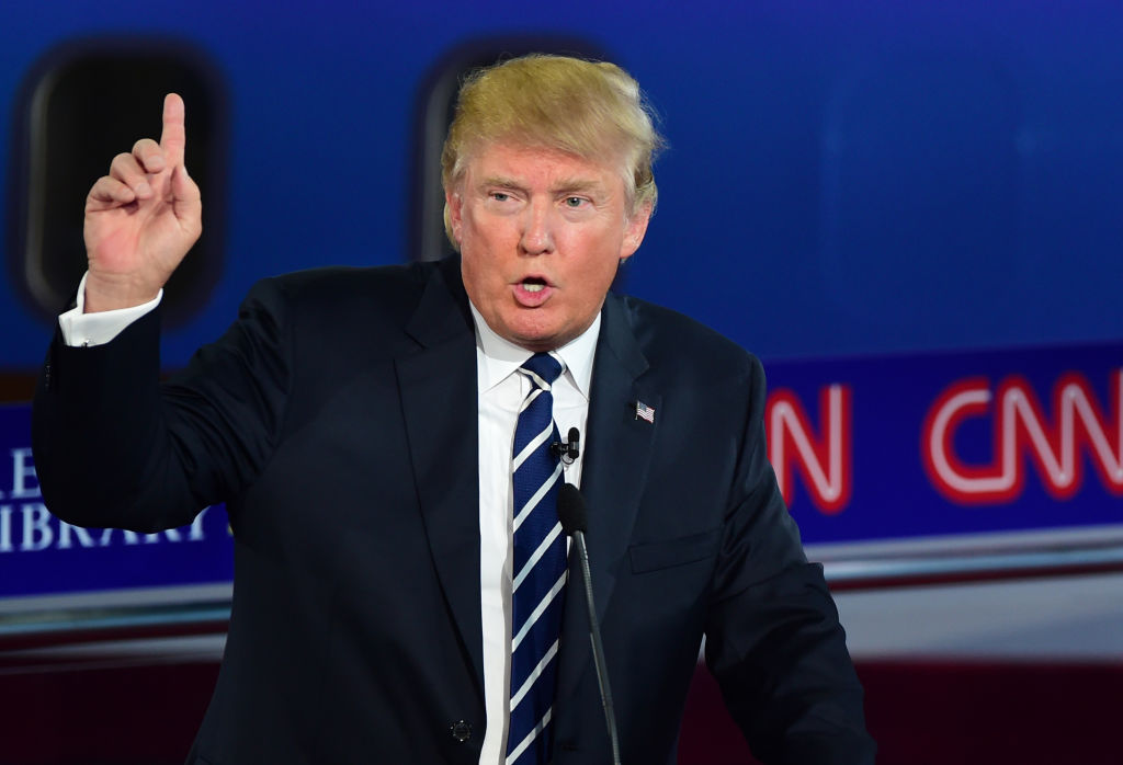 Republican debate donald trump