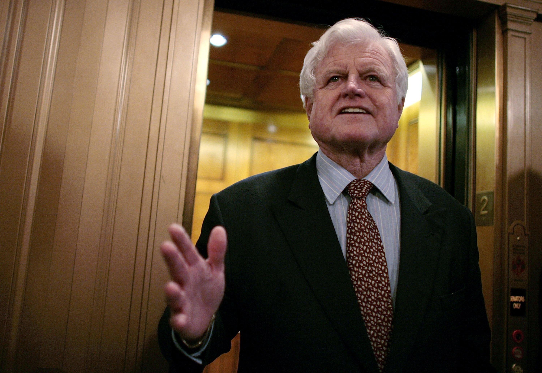 Edward 'Ted' Kennedy