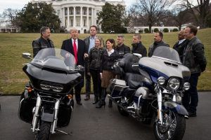 How Harley-Davidson Became a Casualty of Trump's 'America First' Policies