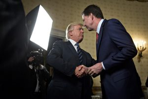 The Biggest Secrets James Comey Has Revealed About Working for Donald Trump