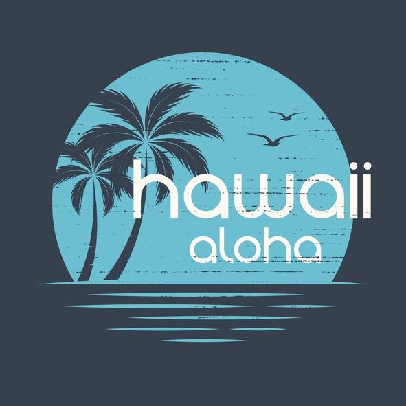 Hawaii souvenir T-shirt