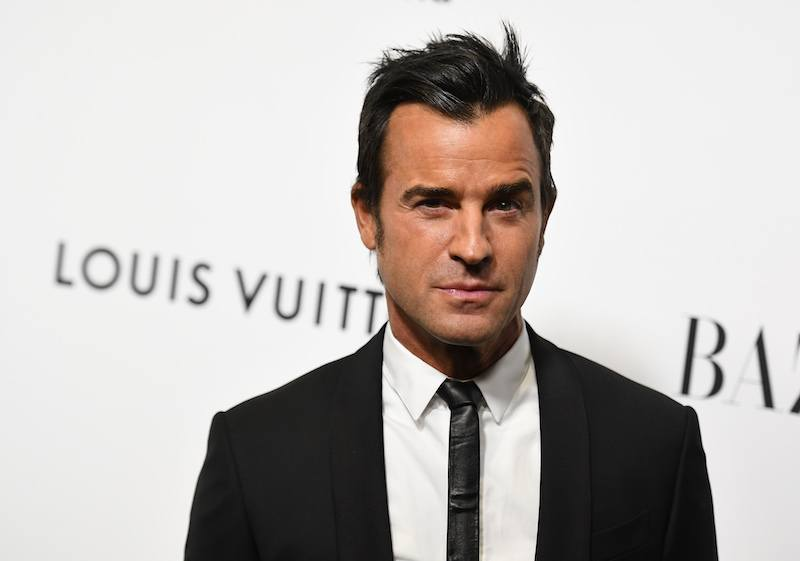 Justin Theroux attends 'An Evening Honoring Louis Vuitton and Nicolas Ghesquiere' at Alice Tully Hall at Lincoln Center on November 30, 2017 in New York City. / AFP PHOTO / ANGELA WEISS (Photo credit should read ANGELA WEISS/AFP/Getty Images)