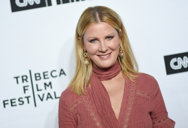 Sandra Lee attends the 2018 Tribeca Film Festival opening night premiere of 'Love, Gilda' at Beacon Theatre on April 18, 2018 in New York City. / AFP PHOTO / ANGELA WEISS (Photo credit should read ANGELA WEISS/AFP/Getty Images)