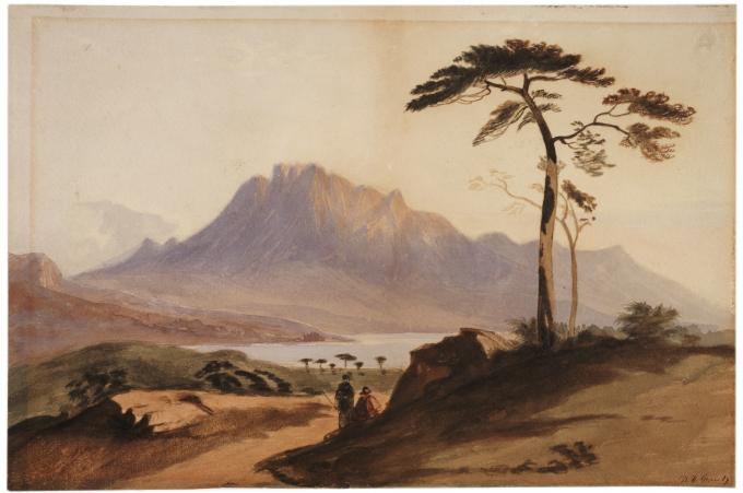 Grant painting Gilder Lehrman painting
