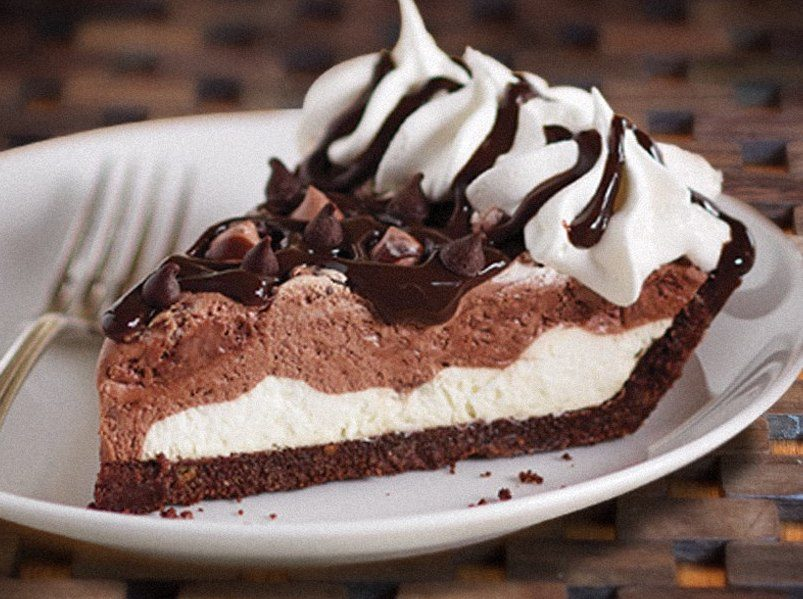 Hershey's sundae pie burger king
