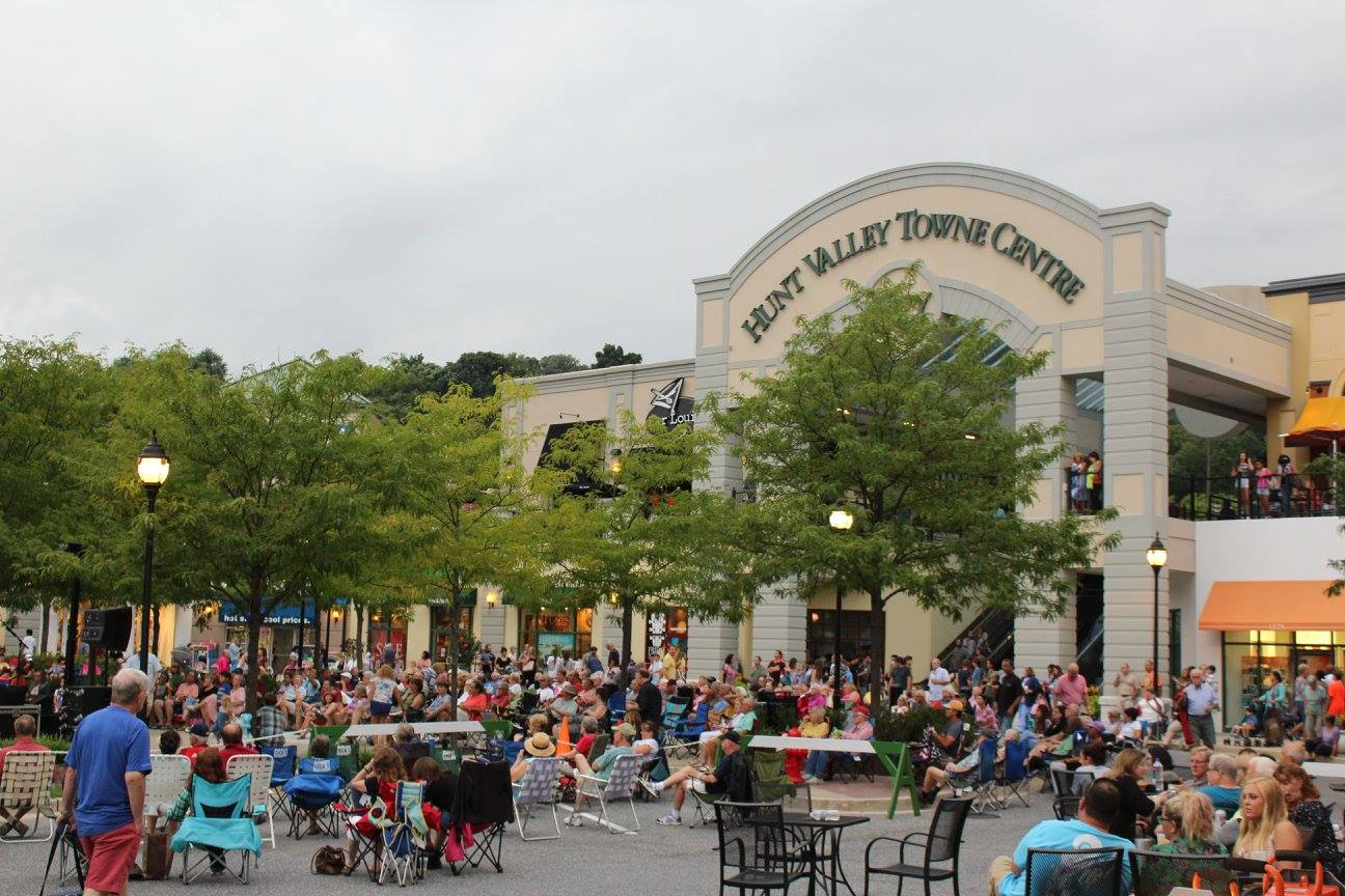 Hunt Valley Towne Centre