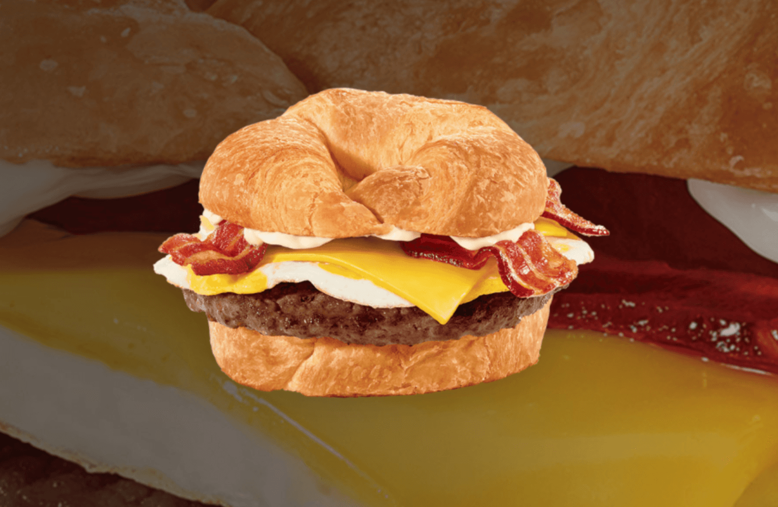 Jack in the box brunch burger