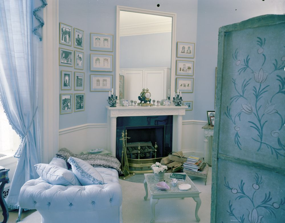 Jackie Kennedy dressing room