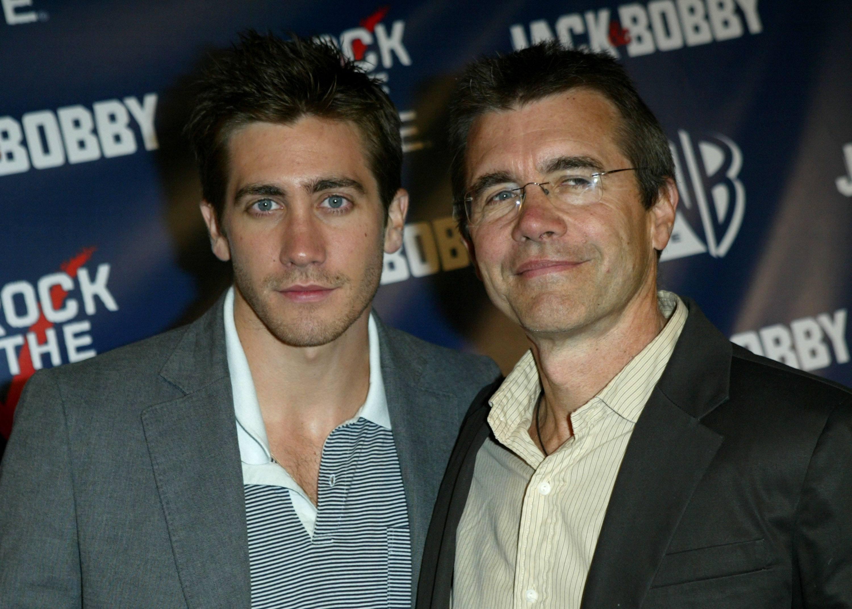 Jake and Stephen Gyllenhall
