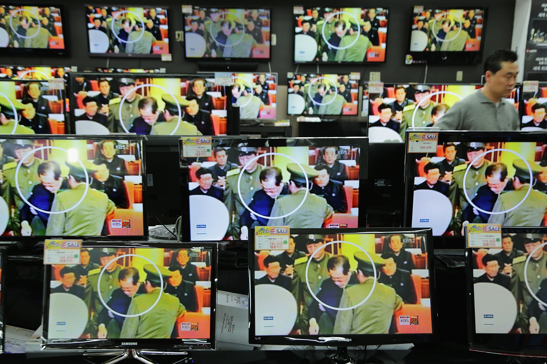 South Korean People React To News Of Jang Song Thaek Execution